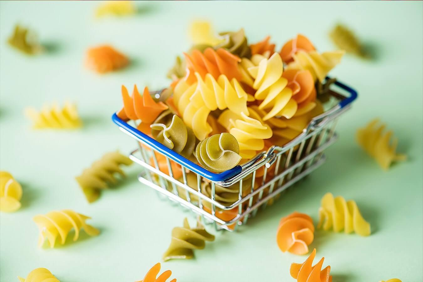 pasta gift baskets