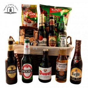 8 Beers on the Wall – Beer Gift Basket