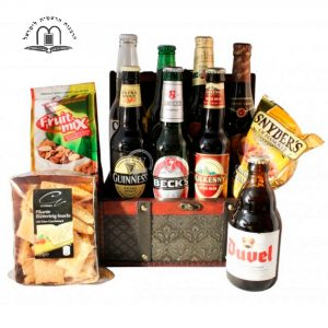 Ultimate Knockout- Beer Gift basket