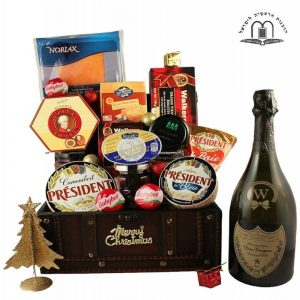 Beyond Appreciation Treasure Box – Gift Basket Israel
