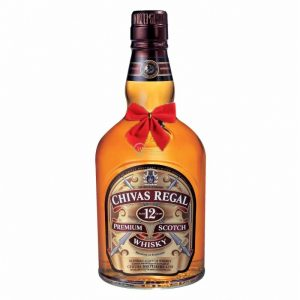 Chivas Regal 12 Year Old Blended Scotch 700 ml