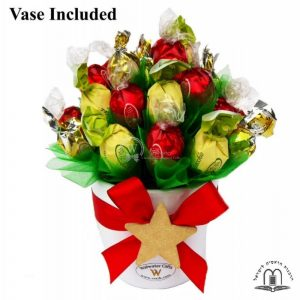 Classic Christmas Sweet Bouquet To Israel