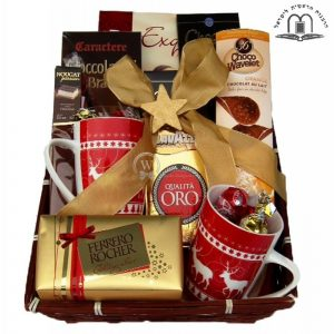 Coffee with Monika – Christmas Gift Basket Israel