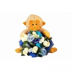 Soft & Cozy – Boy Cloths Bouquet
