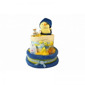 My Little Sweet Chick- Diaper Nappy Cake