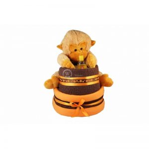 That's My Monkey – Diaper Nappy cake