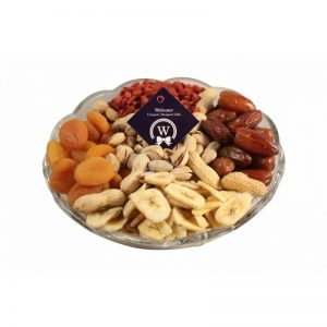 Dried Fruits and Pistachio Platter