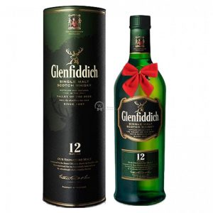 Glenfiddich Signature 12 Year Old Speyside Single Malt Scotch 700ml