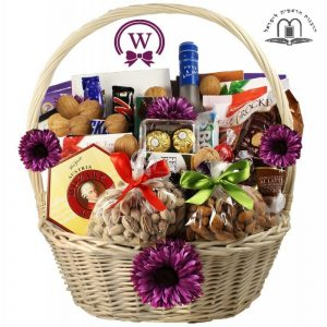 Grey Goose Vodka Celebration – Passover Basket in Israel