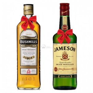 Irish Dual Dance – Irish Whiskey Gift Set