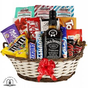 Jack and The Treats – Passover Gift Basket Israel