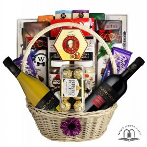 Exodus Double Party – Passover Gift Basket