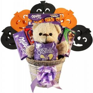 Milka Surprising – Halloween Gift Basket In Israel
