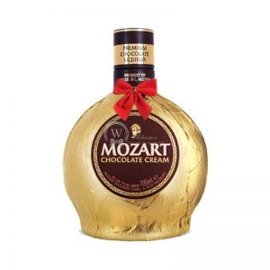 Mozart Liqueur Gold Chocolate 700ml