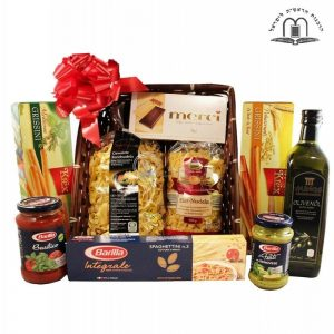 Spirito Mediterraneo – Pasta Gift Basket Israel