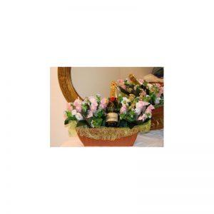 Moet sweet flowerbed