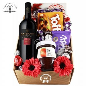 Sweet Care Package – Passover Gift Israel
