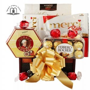 Sweet Lover – Gift Basket Israel