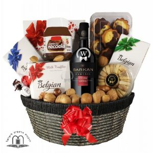 Tastes of Passover – Passover Gift Basket