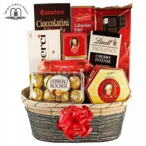 The Sweetvaganza Gift Basket Israel