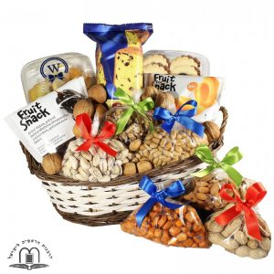 Thinking of You – Sympathy Shiva Basket Israel