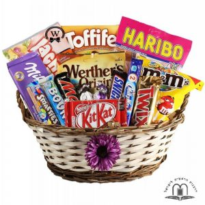 Best Treats Basket- Gift Basket Israel