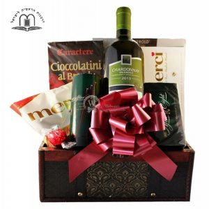 Sweet Inspiration Gift Basket Israel