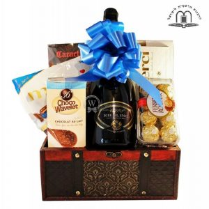 Ravishing Success Gift Basket Israel