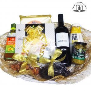 The Passover Seder Celebration – Passover Gift Basket