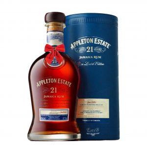 Appleton Estate 21 Year Old Rum 700ml