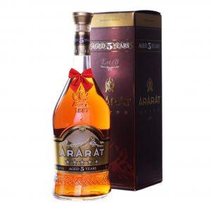 Ararat 5 Years Aged Armenian Brandy 700ml