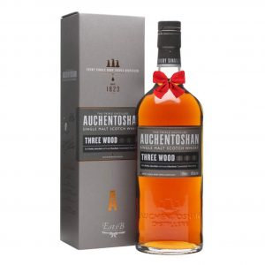 Auchentoshan Three Wood 700ml