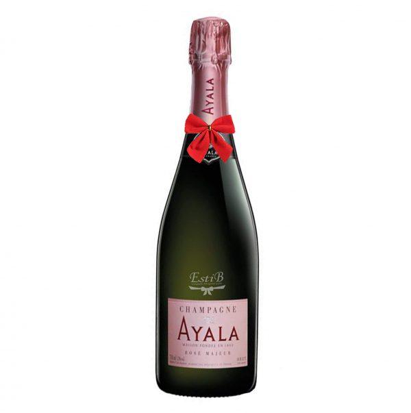 Send Ayala Rose Majeur Champagne 750ml to Israel