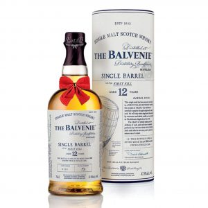 Balvenie 12 Year Old Single Barrel First Fill 700ml