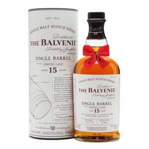 Balvenie 15 Year Old Single Barrel Sherry Cask 700ml
