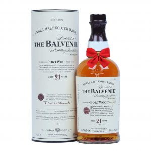 Balvenie 21 Year Old Port Wood 700ml