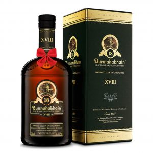 Bunnahabhain 18 Year Old 700ml
