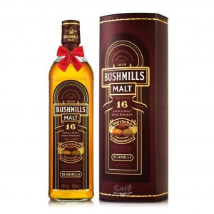 Bushmills 16 Year Old Three Wood 700ml
