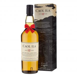 Caol Ila 12 Year Old Single Malt Scotch Whisky 700ml