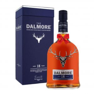 Dalmore 18 Year Old 700ml