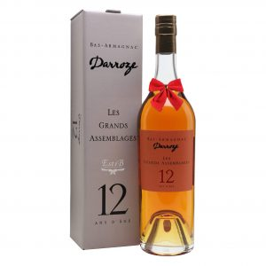 Darroze Les Grands Assemblages 12 Year Old Armagnac 700ml
