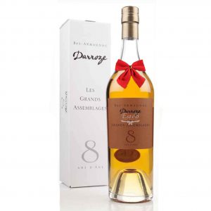 Darroze Les Grands Assemblages 8 Year Old Armagnac 700ml