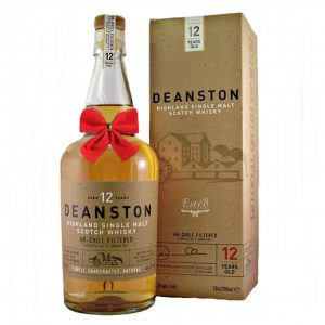 Deanston 12 Year Old Unchillfiltered 700ml