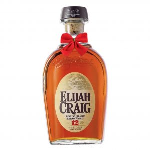 Elijah Craig 12 Year Old 700ml
