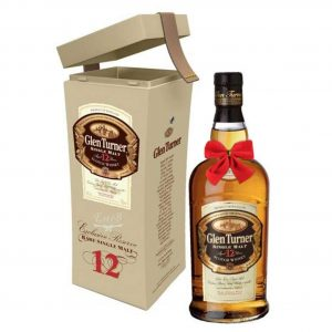 Glen Turner Single Malt 12 Year 700ml