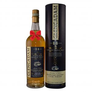Glencadam 14 Year Old Oloroso Sherry Cask Finish 700ml