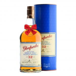 Glenfarclas 12 Year Old Single Malt 700ml