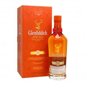 Glenfiddich 21 Year Old Reserva Rum Cask Finish 700ml