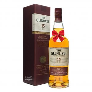 Glenlivet 15 year old Pristinus 700ml
