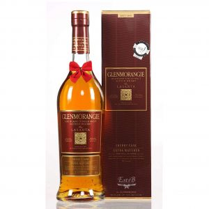 Glenmorangie Lasanta 12 Year Old Oloroso and PX Finish 700ml